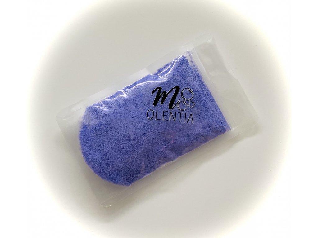 Šumivá sůl borůvka